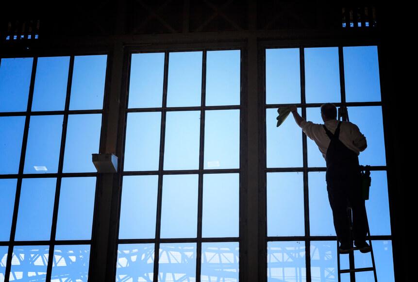 Fensterputzer
