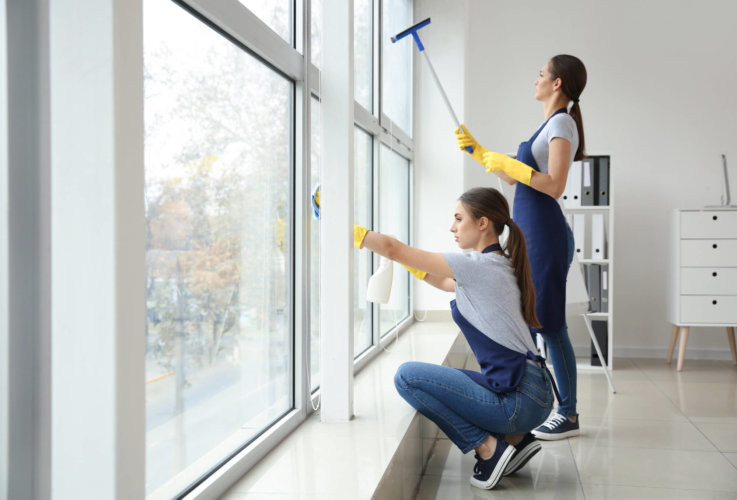 5 Ways Commercial Window Washing Improves Your Business